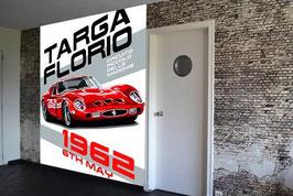 Wallpaper Targa Florio Ferrari