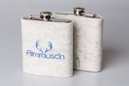 Flachmann Almrausch