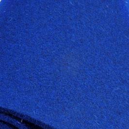 Wollfilz blau