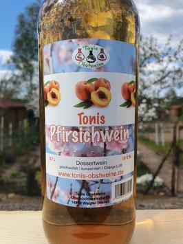 Tonis Pfirsichwein