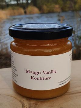 Mango Vanille Konfitüre