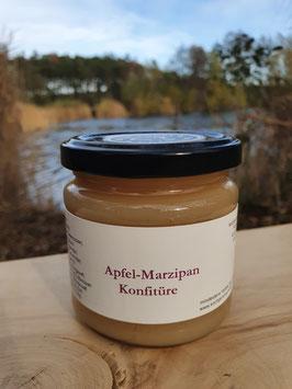 Apfel Marzipan Konfitüre