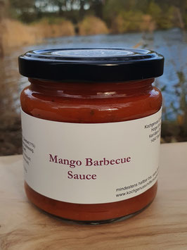 Mango Barbecue Sauce