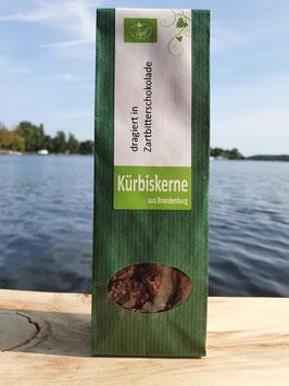 Kürbiskerne Zartbitterschokolade
