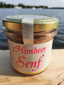 Himbeer Senf
