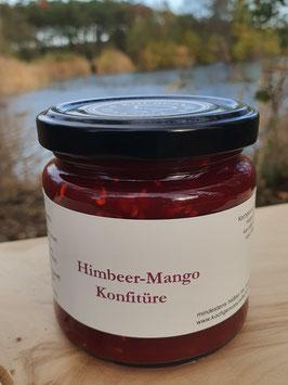 Himbeer Mango Konfitüre