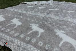 Kinderdecke aus Schafwolle