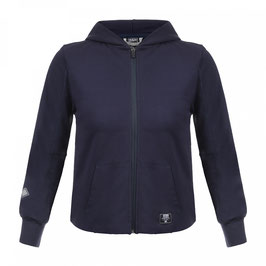 ERREA CONTEMPORARY FULL ZIP BLU