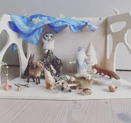 Spiellandschaft - Jahreszeitentisch