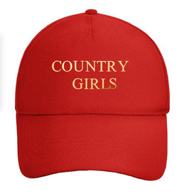 Country Girls Basecaps