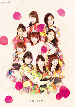 "ANGERME First Concert Tour 2015 Aki ""Hyakka Ryouran"""