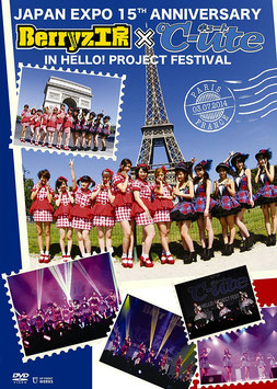 Japan Expo 15th Anniversary: Berryz Kobo×℃-ute in Hello!Project Festival
