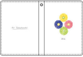 AI TAKAHASHI PASS CASE