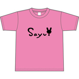 SAYUMI MICHISHIGE <SAYU> T-SHIRT PINK