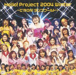Hello! Project 2004 Winter ~C'MON! Dance World~
