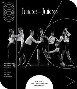 """Juice = Juice 14. Single Release Commemorative Special Live Complete Edition."""""""