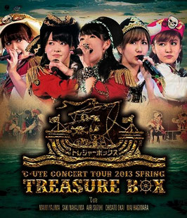 ℃-ute Concert Tour 2013 Haru ~Treasure Box~