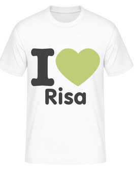 I love Risa T-Shirt