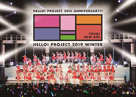 Hello! Project 20th Anniversary!! Hello! Project 2019 WINTER You & I New Age