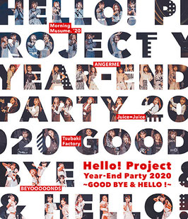 Hello! Project Year - End Party 2020 - Good Bye & Hello! -