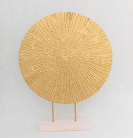 Sonnenscheibe mit Ständer ca. 47cm