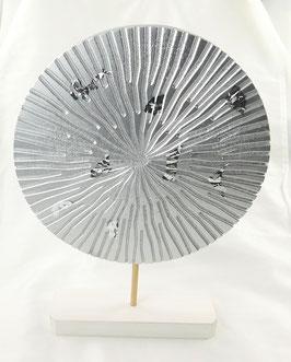 Mondscheibe 28cm mit Ständer