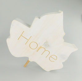 "Ahornblatt ""Home"""