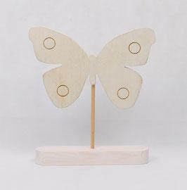 Aufstecker-Schmetterling
