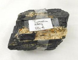 Turmalin Rohstein aus Brasilien Nr. 1