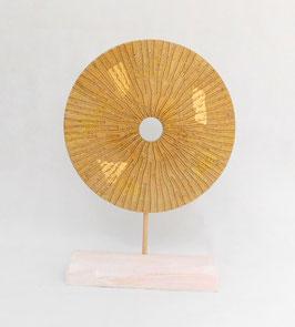 Sonnenscheibe 28cm mit Innenkreis