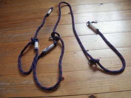 Marina I, 10 mm Seil als Halsband und Leine