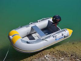 Viamare 230 S Slat, Schlauchboot, Motorboot, Dingi, Beiboot, Ruderboote