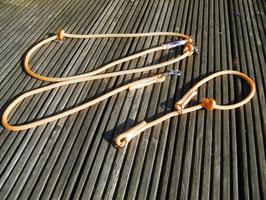Gill gelb, 8,0 mm Seil als Halsband und Leine