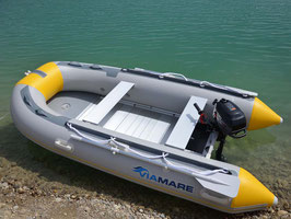VIAMARE 330 Alu, Schlauchboot, Motorboot, Dingi, Beiboot, Ruderboot