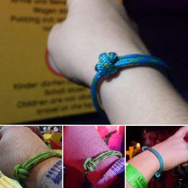 Armbänder aus Tauwerk, Handgelenk, Reepschnur, für Segeler und Kletterer