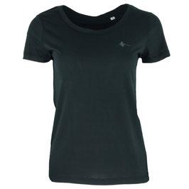 Women's honourebel BRAND RAY light T-shirt - SquidInkBlack/Anthracite