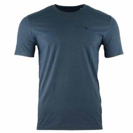 honourebel Men's RAY BRANDED T-shirt SquidInkGrey/Black