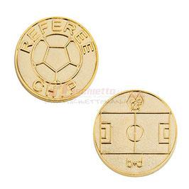 Pièce de monnaie arbitre en bronze