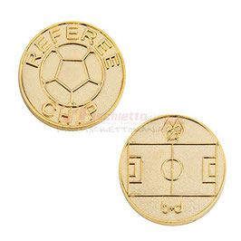 Referee chip bronze