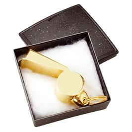 Schrilltonpfeife 'Goldene Mundial'