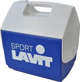 Eisbox aus Hartplastik