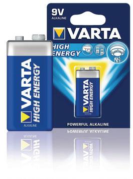 Varta Batterien Alkaline