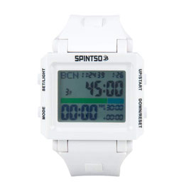 Spintso Watch 2S White SPECIAL EDITION professional Referee Watch