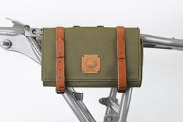 DIE KULTTOUR ROLLE - Das Original - Oxford Polyester Khaki - Rolle zum Verstauen von Kleinteilen