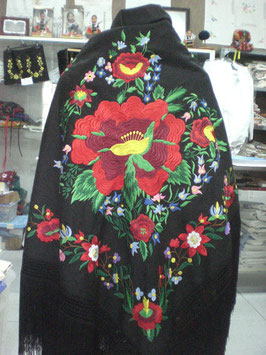 Pañuelo Flor