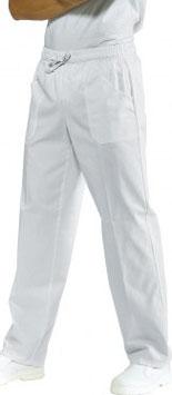 Pantalone Unisex Bianco
