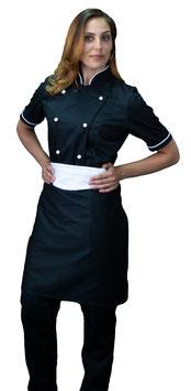 Completo Cuoco Lady M/C  Strass