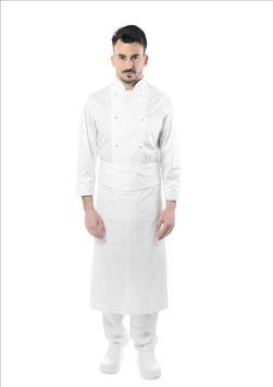 Completo Cuoco BIANCO M/L