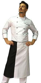 Completo Cuoco Bianconero
