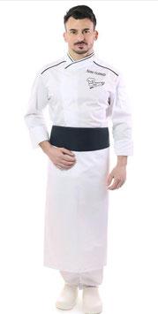 Completo chef Sirio Bianco/Nero M/L RITROVO DELLO CHEF